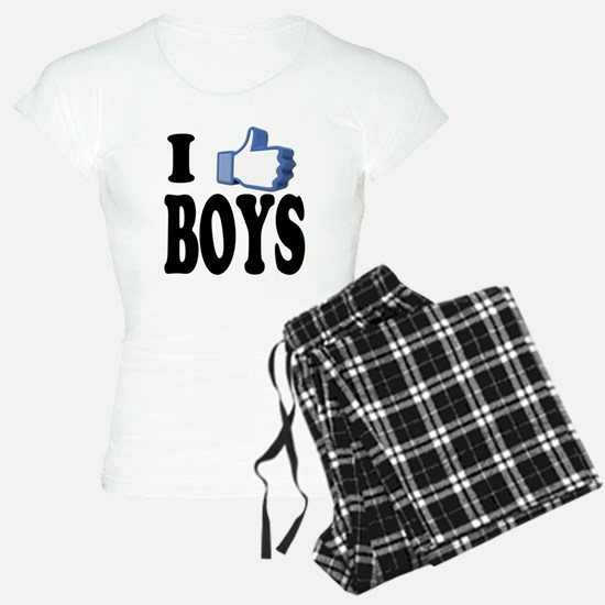 I Like Boys Pajamas