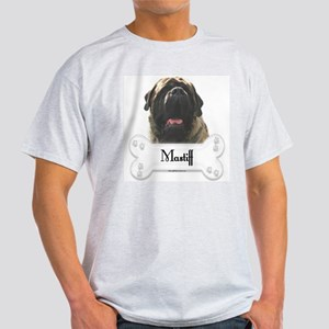Mastiff 81 Ash Grey T-Shirt