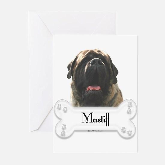 Mastiff 81 Greeting Cards (Pk of 10)