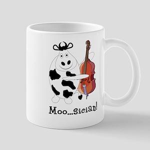 Cow Moo...sician! Mug