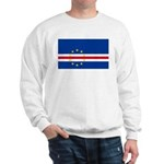 Cape Verde Flag Sweatshirt