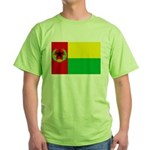 Cabo Verde Historic Flag Green T-Shirt