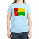 Cabo Verde History Flag Women's Light T-Shirt