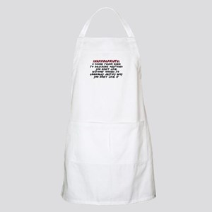 Inappropriate Definition Apron