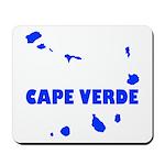 Cape Verde Islands Mousepad