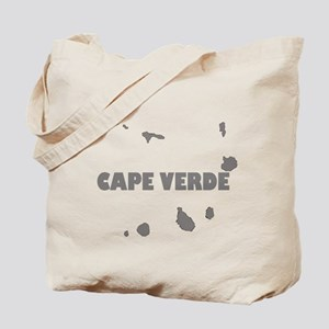 Cape Verde Islands Tote Bag