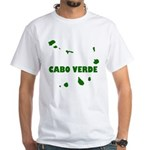 Cabo Verde Islands White T-Shirt