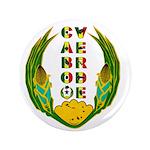 Cabo Verde Emblem Button