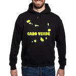 Cabo Verde Islands Hoodie (dark)