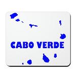 Cabo Verde Islands Mousepad