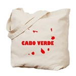 Cabo Verde Islands Tote Bag