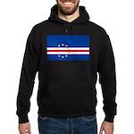 Cape Verde Flag Hoodie (dark)