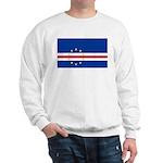 Cape Verde Flag Sweatshirt