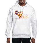 Cape Verde Cv Hooded Sweatshirt