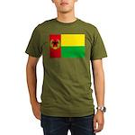Cabo Verde Historic Flag Organic Men's T-Shirt