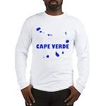 Cape Verde Islands Long Sleeve T-Shirt