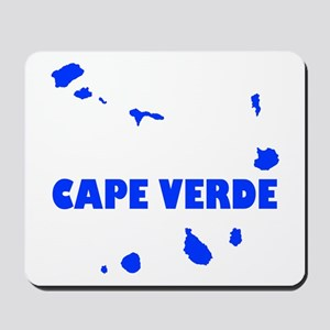 Cape Verde Islands Mousepad