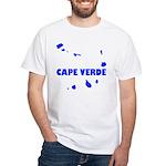 Cape Verde Islands White T-Shirt