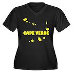 Cape Verde Islands Women's Plus Size T-Shirt