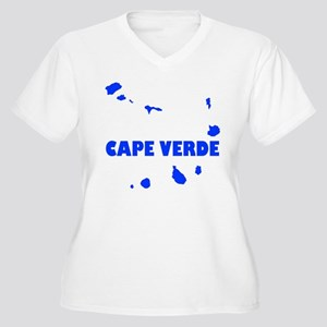 Cape Verde Islands Plus Size T-Shirt