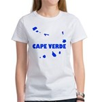 Cape Verde Islands Women's T-Shirt