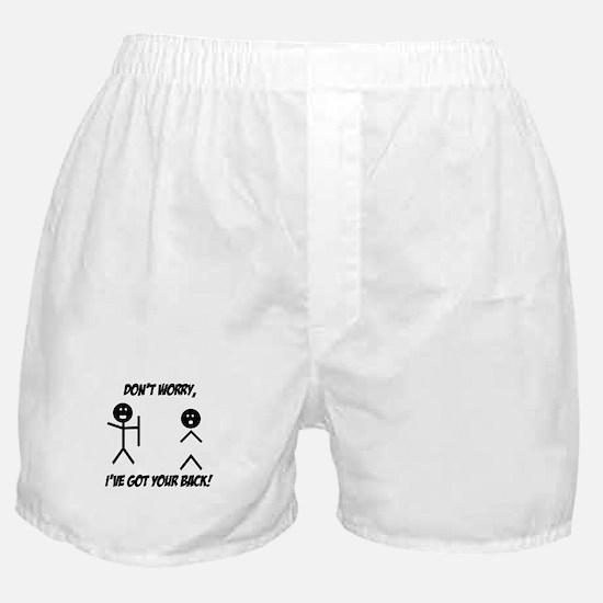 I've got your back Boxer Shorts