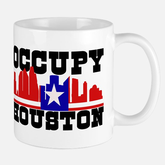 Occupy Houston Mug