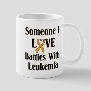 Leukemia Mug