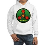 Danger Hooded Sweatshirt
