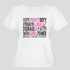 Licensed Figh Women's Plus Size Scoop Neck T-Shirt