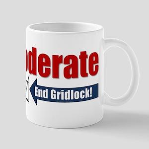 Vote Moderate Mug