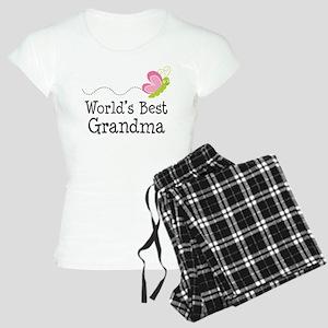 World's Best Grandma Women's Light Pajamas