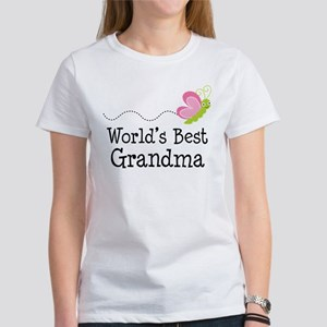 World's Best Grandma Women's T-Shirt