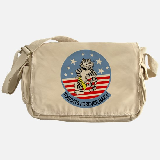 F-14 Tomcat Messenger Bag