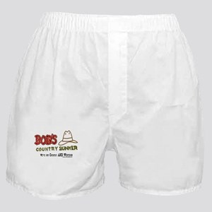 Bob's Country Bunker Boxer Shorts