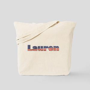 American Lauren Tote Bag