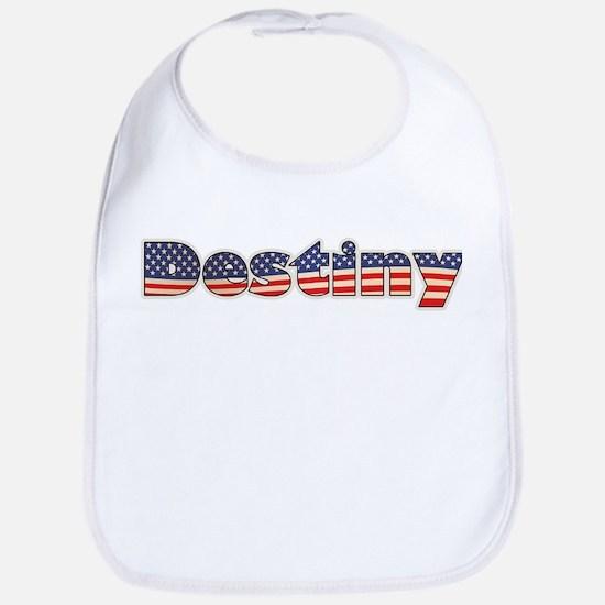 American Destiny Bib