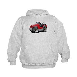 10d74ce188e5 Jeeps Sweatshirts   Hoodies - CafePress