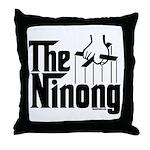 The Ninong Throw Pillow
