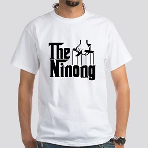 The Ninong White T-Shirt