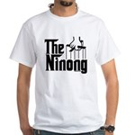 The Ninong White T-Shirt