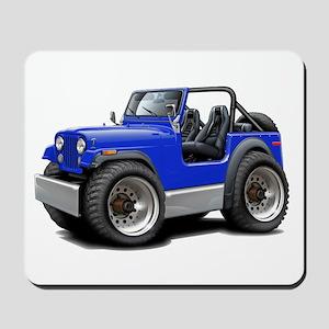 Jeep Blue Mousepad