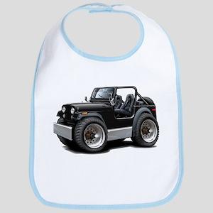 Jeep Black Bib