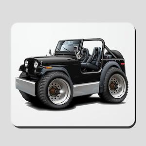 Jeep Black Mousepad