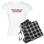 World's Greatest Abuela (pink Women's Light Pajama