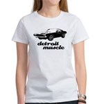 Detroit Muscle Women's T-Shirt