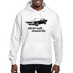 Detroit Muscle Hooded Sweatshirt