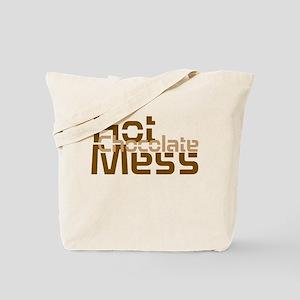 Hot Chocolate Mess Tote Bag