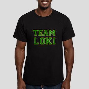 Team Loki Men's Fitted T-Shirt (dark)