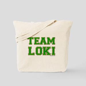 Team Loki Tote Bag